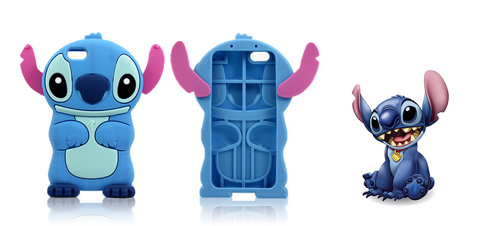Etui 3D Stitch iPhone 6