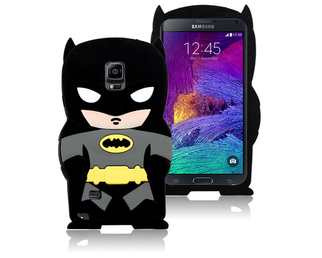 Etui 3D Batman Samsung Galaxy Note 4