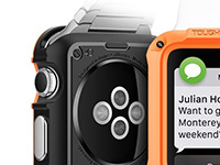 Oryginalne Etui Spigen  Tough  Armor do Apple Watch 42mm