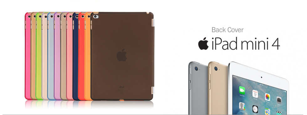 ipad mini 4 back cover