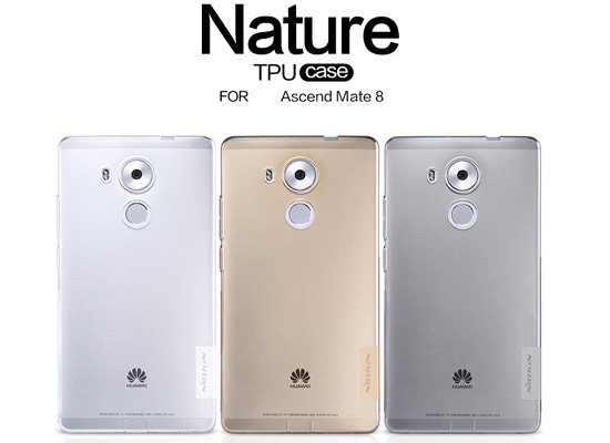 etui nillkin nature tpu do Huawei mate 8
