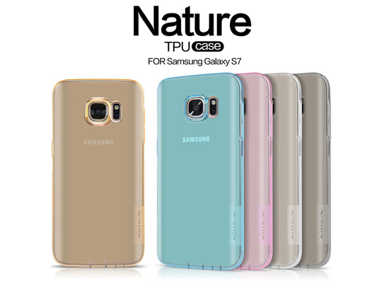 etui nillkin nature tpu do SAMSUNG GalaxyS7
