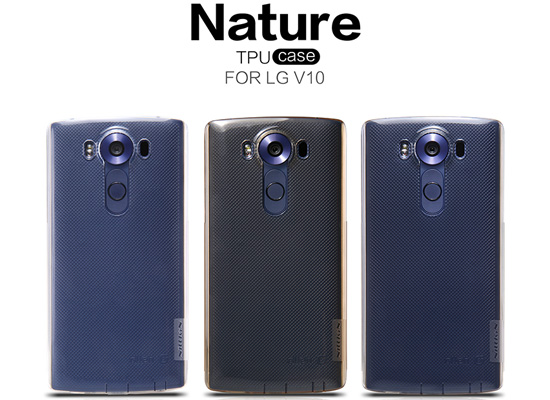 etui nillkin nature tpu do  LG V10