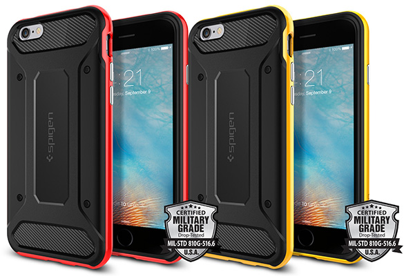 Spigen Neo Hybrid Carbon iPhone 6/6s