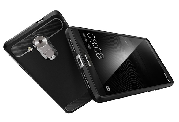 Spigen Rugged Armor Huawei Mate 8/ Złącza/porty