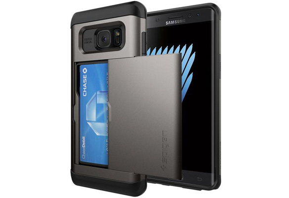 Spigen Slim Armor CS CARD Galaxy Note 7