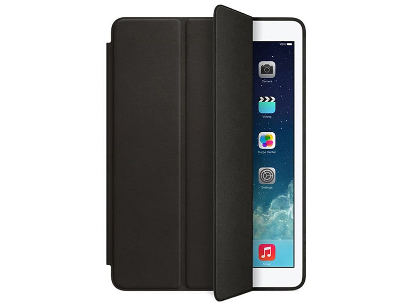 etui smart case ipad mini 4 czarne szk o. Black Bedroom Furniture Sets. Home Design Ideas