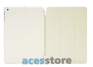 6w1- Matowe Back Cover + Smart Cover + 2x folia + rysik + ściereczka do iPad Air