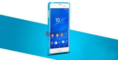 Bumper Love Mei do Sony Xperia Z3