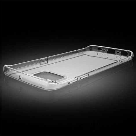 ETUI SGP SPIGEN Liquid Crystal do Samsung Galaxy S6 Edge Crystal Clear