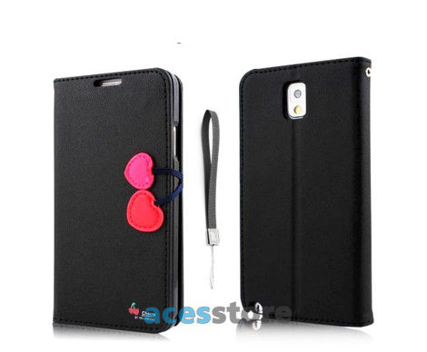 Etui Cherry z portfelem do Samsung Galaxy Note 3