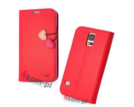 Etui Cherry  z portfelem do Samsung Galaxy S5