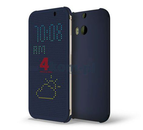 Etui DOT-VIEV do HTC ONE M8
