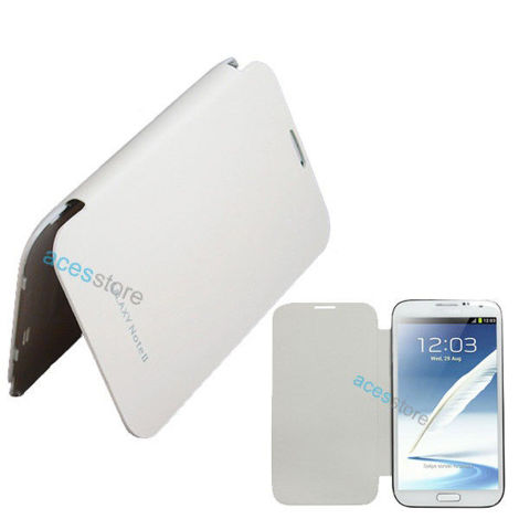 Etui Flip Cover do Samsung Galaxy Note 2