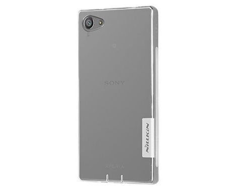 Etui Nillkin Nature TPU 0.6mm Sony Xperia Z5 Compact/Mini White