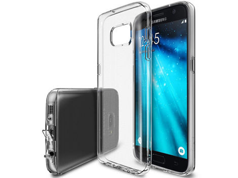 Etui Rearth Ringke Air Samsung Galaxy S7 Edge Crystal View