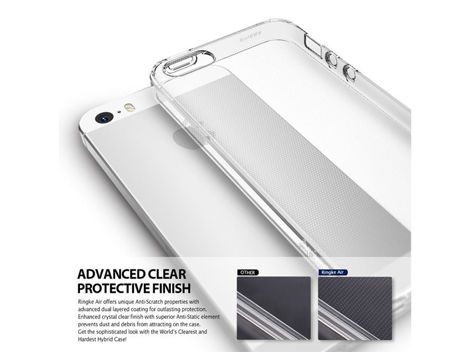 Etui Rearth Ringke Air iPhone 5/5S CRYSTAL VIEW