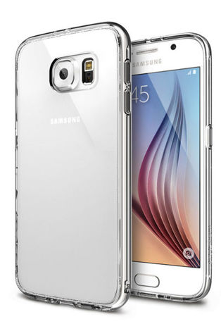 Etui Rearth Ringke Fusion Samsung Galaxy S6 Crystal View