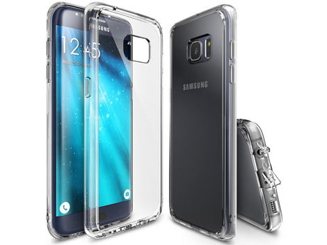 Etui Rearth Ringke Fusion Samsung Galaxy S7 Edge Crystal View