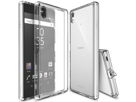 Etui Rearth Ringke Fusion Sony Xperia Z5 Premium Crystal View