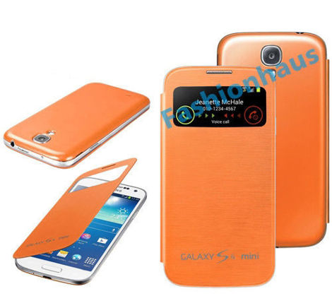 Etui S Viev Flip Cover do Samsung Galaxy S4 mini