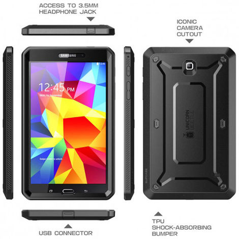 Etui SUPCASE Unicorn Beetle Pro do Samsung Galaxy Tab 4 7.0
