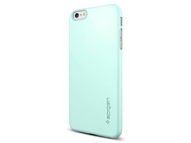 Etui Spigen Thin Fit Apple iPhone 6 Plus Mint