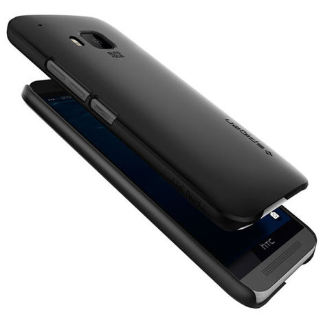 Etui Spigen Thin Fit  HTC One M9 Mint