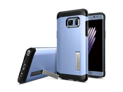 Etui Spigen Tough Armor Samsung Galaxy Note 7 Blue Coral