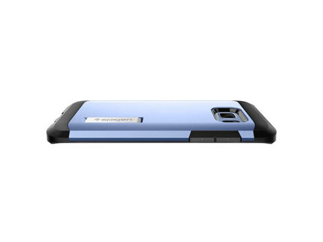 Etui Spigen Tough Armor Samsung Galaxy Note 7 Blue Coral + Szkło
