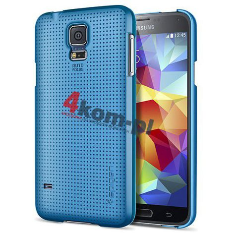 Etui Spigen Ultra Fit Samsung Galaxy S5 Electric Blue