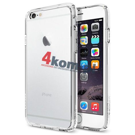 Etui Spigen Ultra Hybrid Apple iPhone 6 4.7 Crystal Clear