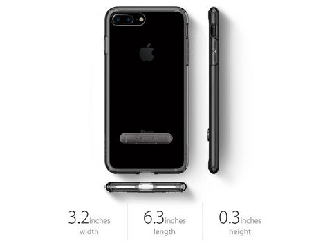 Etui Spigen Ultra Hybrid S iPhone 7 Plus Black
