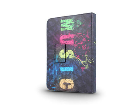 Etui Uniwersalne Tablet 7-8'' Music
