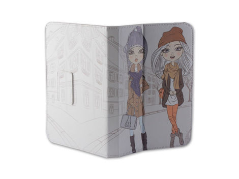 Etui Uniwersalne Tablet 9-10'' Girls