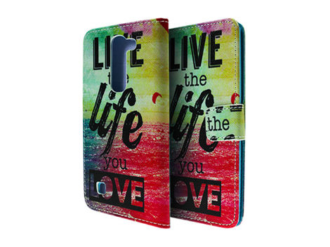 Etui ochronne dla LG G4c / Magna Live the Life you Love