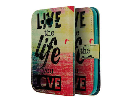 Etui ochronne dla Samsung Galaxy Grand neo/duos - Live the Live you Love