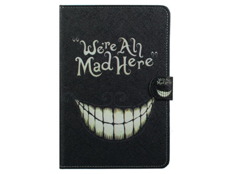 Etui ochronne dla iPad Mini 1 2 3 Apple We're All Mad Here