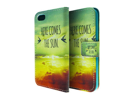 Etui ochronne dla iPhone 6/ 6s Here Comes the Sun