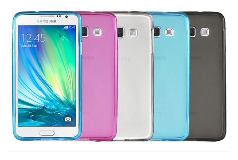 Etui silikonowe FLEXmat do Samsung Galaxy A3
