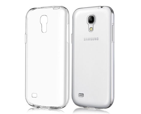 Etui silikonowe crystal 0.3mm guma do Samsung GALAXY S4