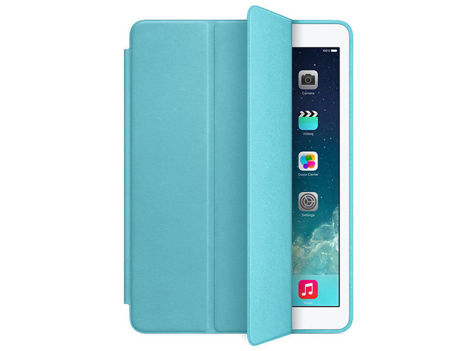 Etui smart case ipad mini 4 niebieskie
