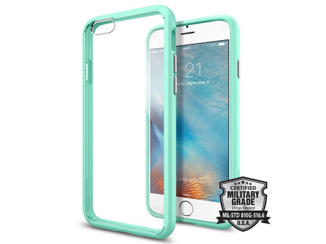 Etui spigen ultra hybrid iPhone 6 / 6s Mint