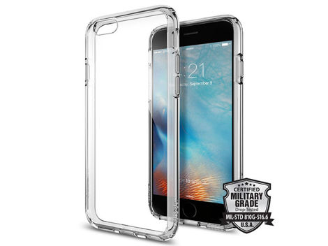 Etui spigen ultra hybrid iPhone 6 / 6s Space Crystal