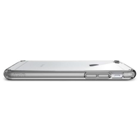 Etui spigen ultra hybrid iPhone 6 / 6s Space Crystal +Szkło