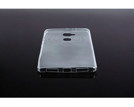 Etui transparent silikon guma do Huawei Mate S