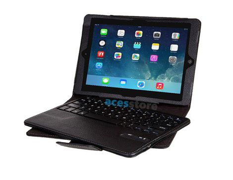 Klawiatura bluetooth z etui do iPad Air