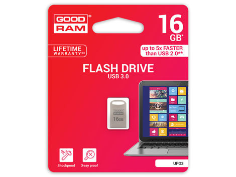PenDrive GoodRam UPO 16GB USB 3.0