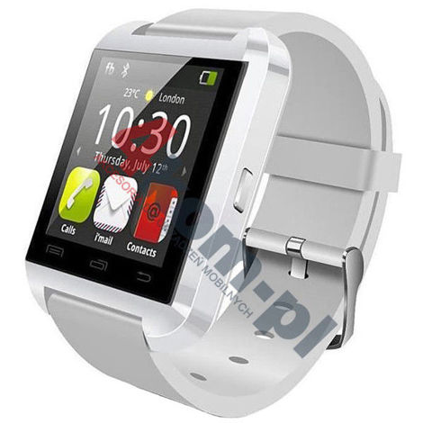 SmartWatch U8 Zegarek U Watch Android iOS