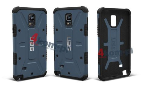 Urban Armor Gear Etui Samsung Galaxy Note 4